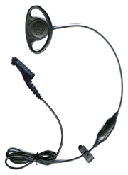 Agent Single Wire Security Earpiece