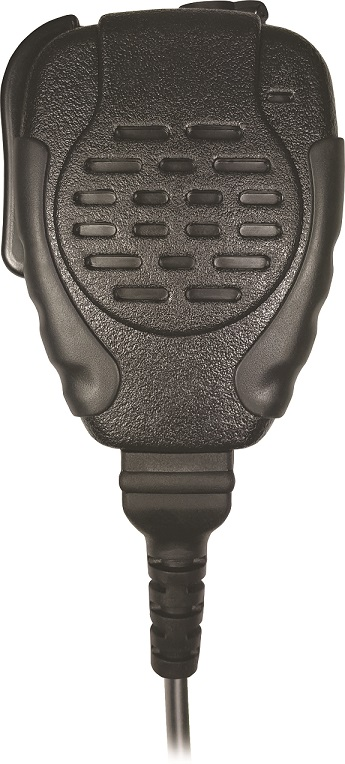 All-Weather Military Grade Speaker Microphone for Kenwood TK240D