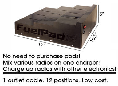 Fuel Pad charger
