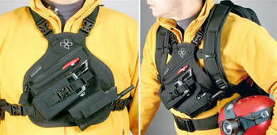 Radio Chest Harness Pro