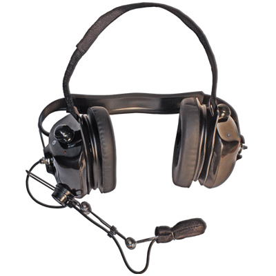 Bluetooth High-Noise Headset for Motorola XPR 6550