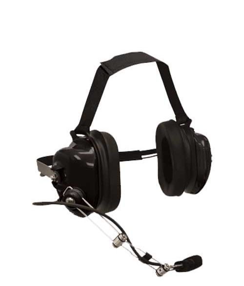 TITAN - Noise Canceling Radio Headset for Kenwood TK240D