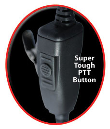Vapor Earbud super tough PTT