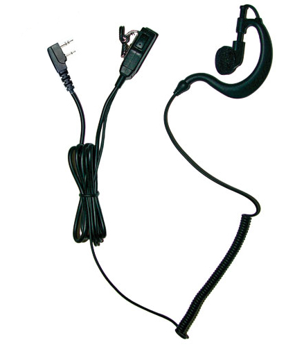 Bodyguard earpiece for Kenwood TK240D
