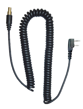 Headset Assembly Cable for Kenwood TK240D