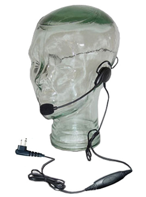 Razor Lightweight Headset for Motorola CP-200D