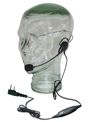 Razor Lightweight Headset for Icom F14