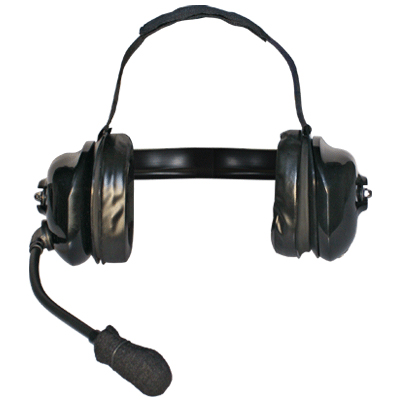TITAN Dual Communications Port High-Noise Headset
