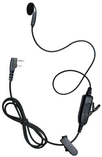 Vapor Earbud for Kenwood TK240D